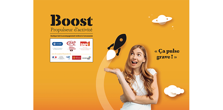2020 boutique Boost Carcassonne
