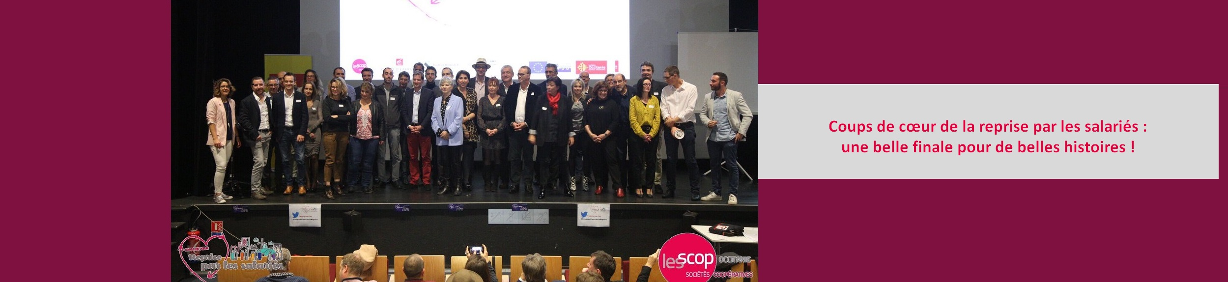 concours urscop occitanie coups de coeur 2018 bandeau