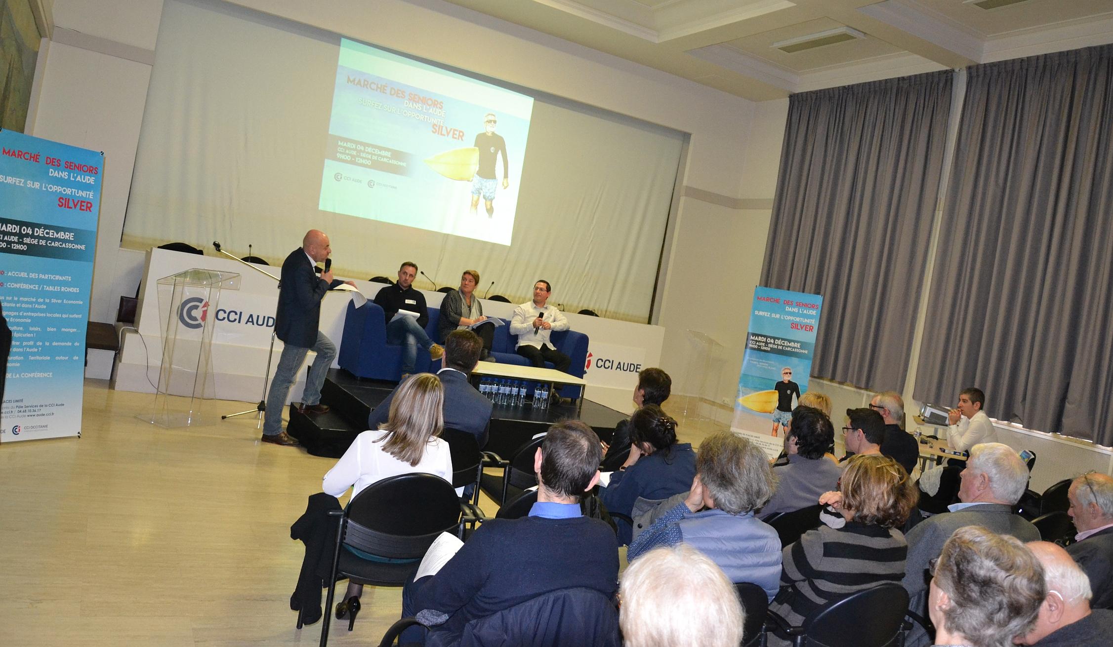 conférence marché séniors cci aude décembre 2018 témoignages