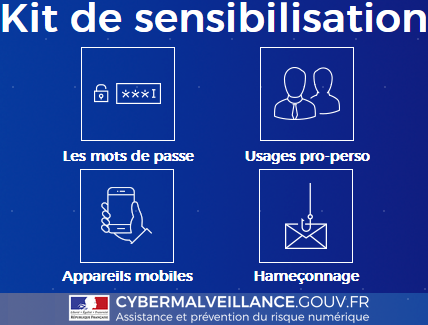 sensibilisation cybermalveillance