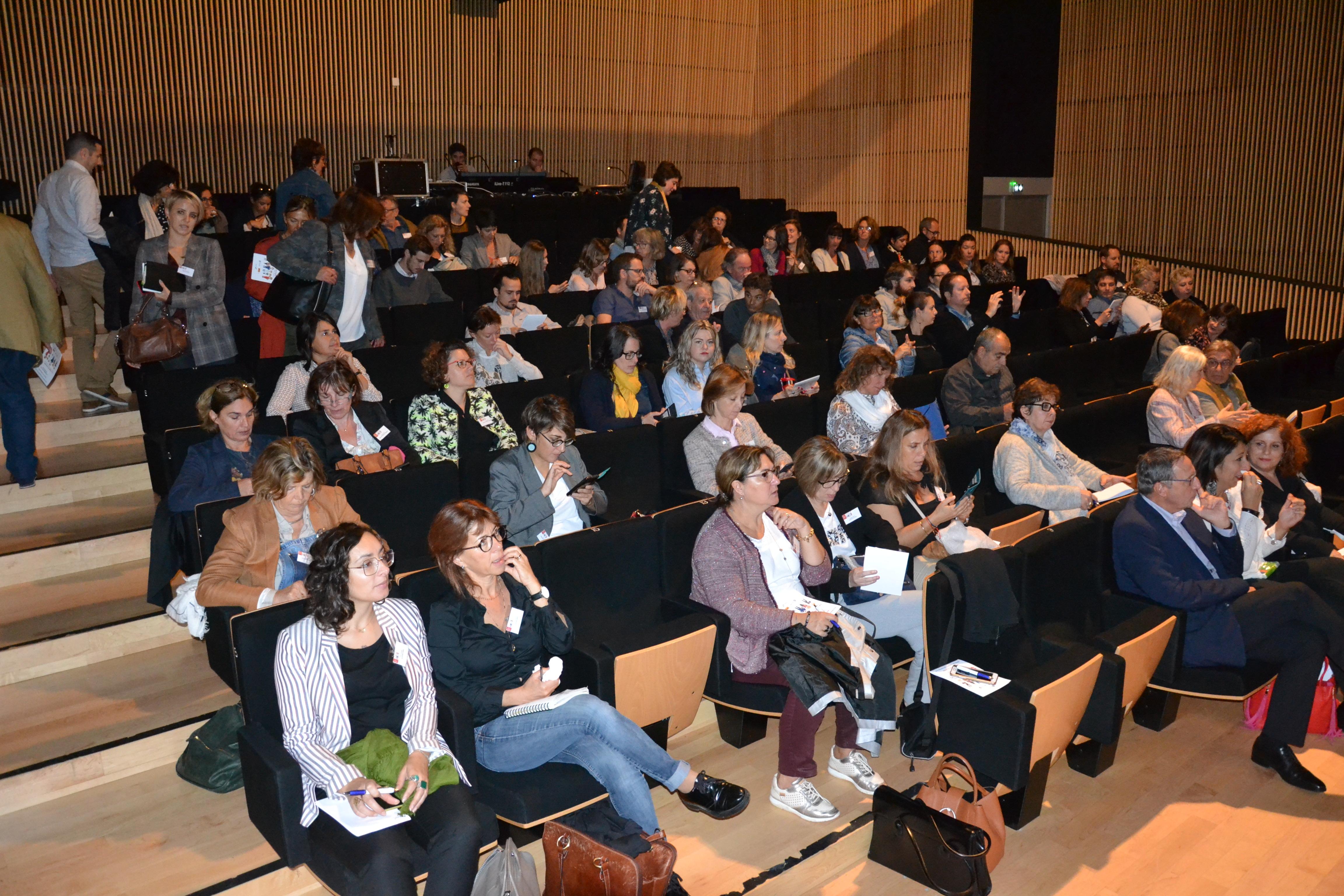 Les participants - 21e Assises du Tourisme de l'Aude