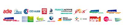 Partenaires entreprenez dans l'Aude 2019