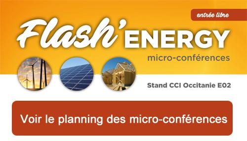 micro conférence flash energy energaia 2018