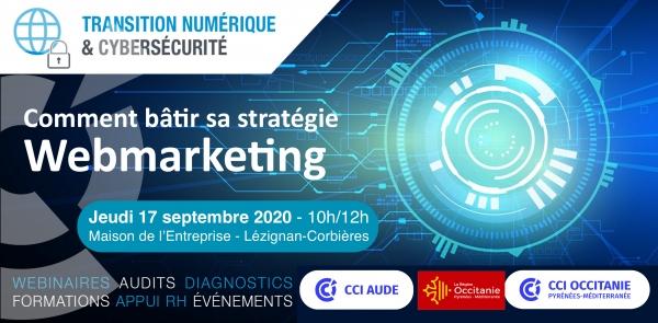 2020-09-17 Atelier Bâtir sa stratégie webmarketing MDE