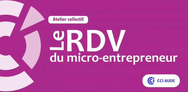 RDV Micro entrepreneur