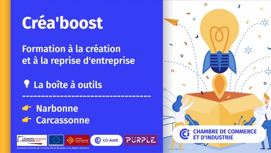 2021 visuel Créaboost purple