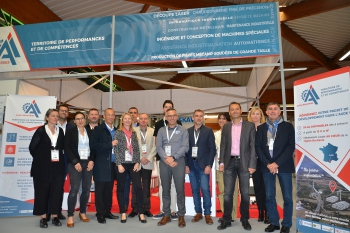 aude industries siane 2018 stand collectif 2018 groupe