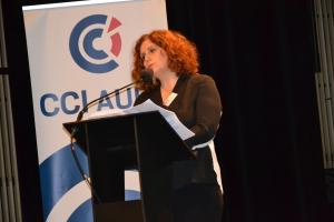 Blandine Lafourcade  - 21e Assises du Tourisme de l'Aude