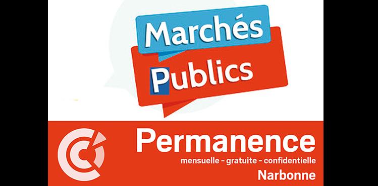 Marches publics Narbonne