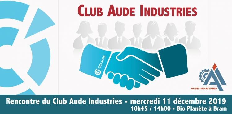 Club Aude Industrie à Bram