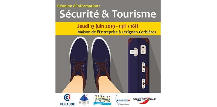 banniere rdv securite tourisme police gendarmerie cci aude