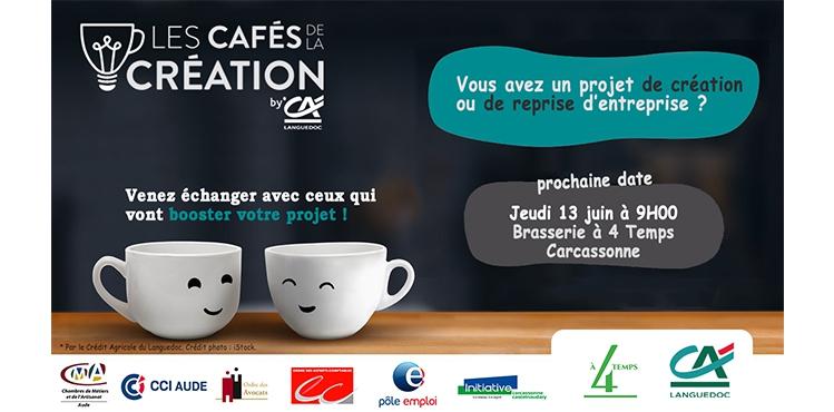 café création carcassonne juin 2019