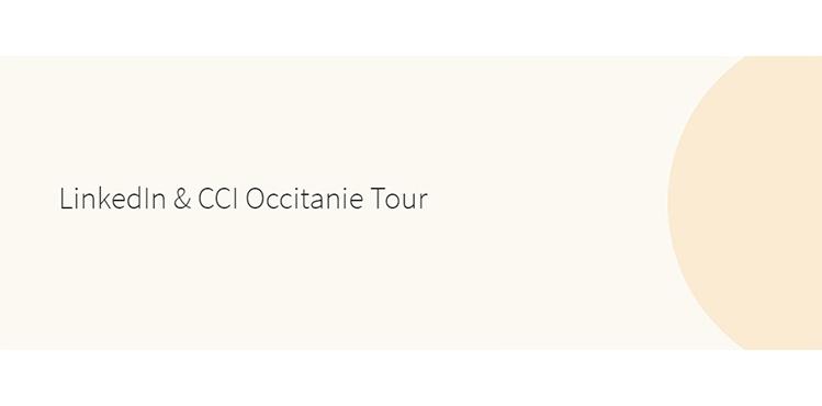 Linkedin CCI Occitanie Tour
