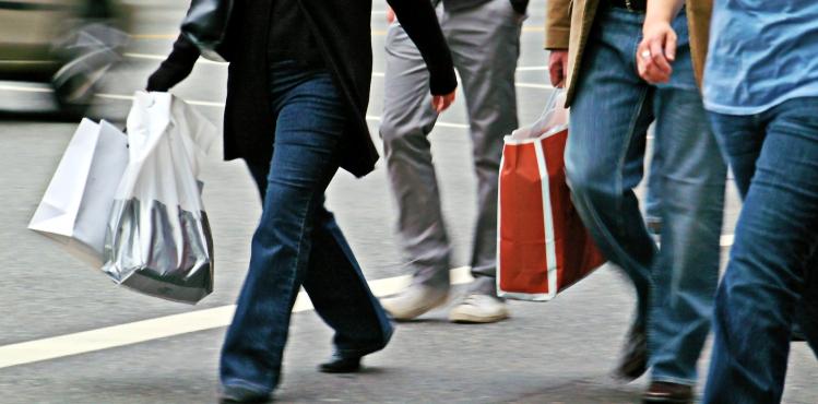 shopping commerce courses centre ville soldes promotions achat