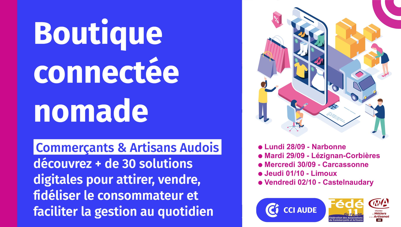 2020-09 Visuel Boutique connectée