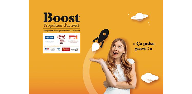 2020 boutique Boost Carcassonne