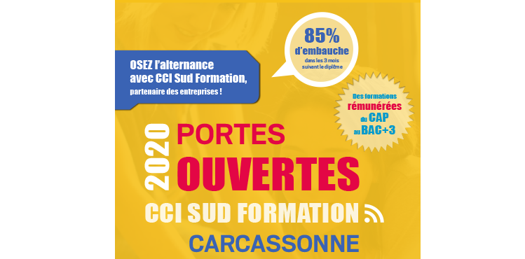JPO CFA Sud Formation Carcassonne