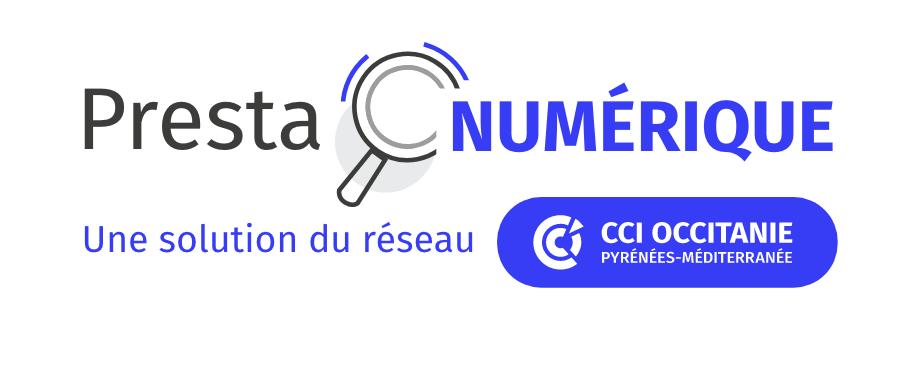 2021 Presta numerique logo