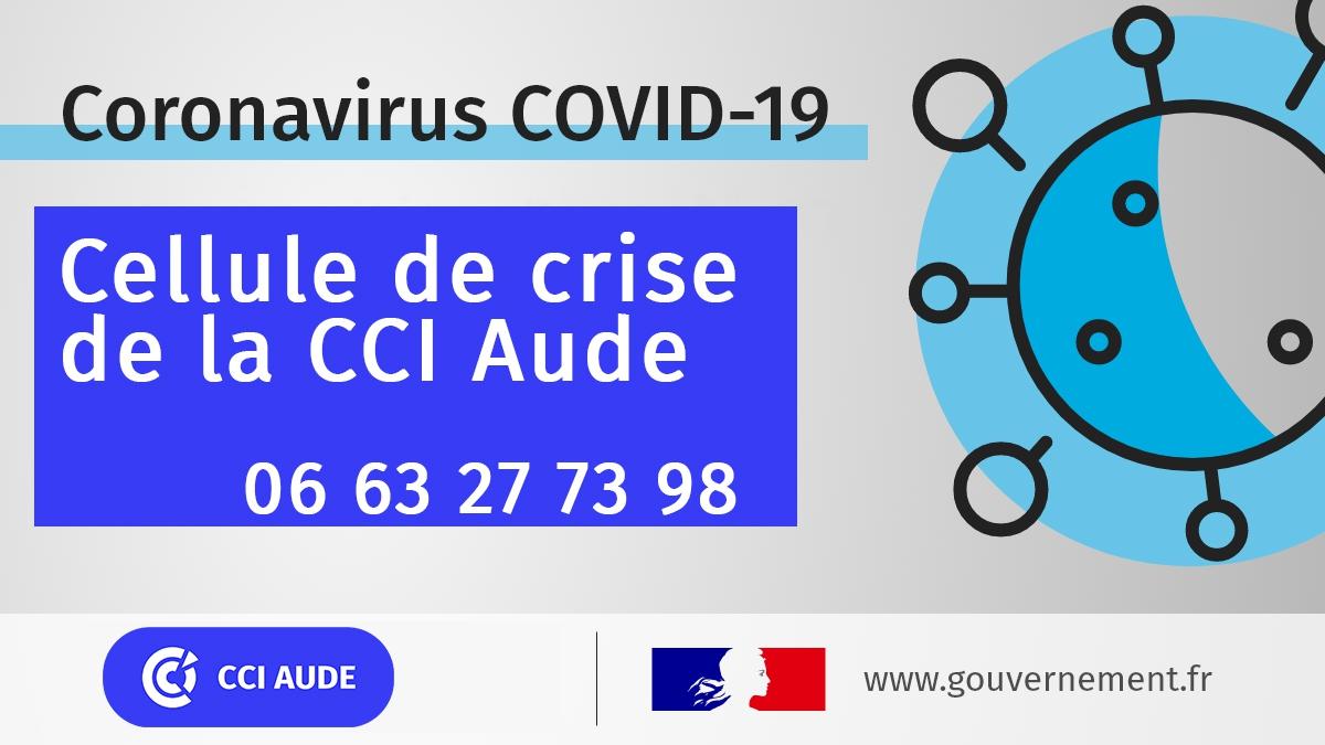 Coronavirus - cellule de crise