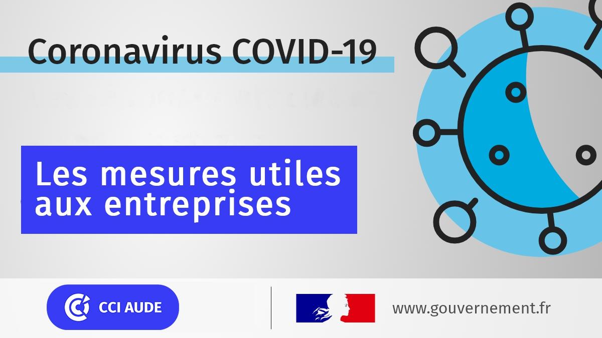 Coronavirus - mesures utiles