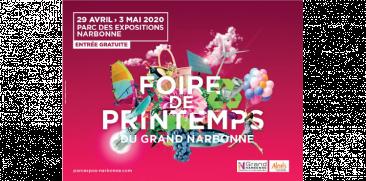 Foire de Printemps 2020 - Narbonne