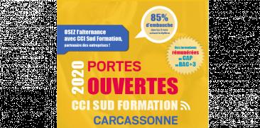 JPO CFA Sud Formation Carcassonne