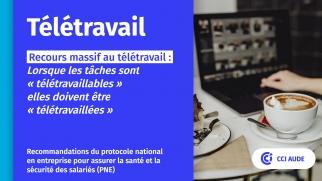 2021-02-10 Télétravail
