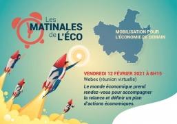 2021-02-12 Les Matinales de l'éco