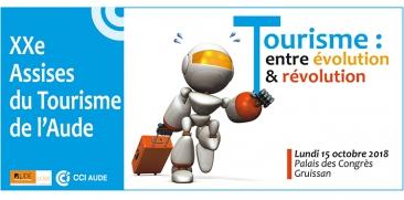 assises tourisme 2018 Aude Gruissan