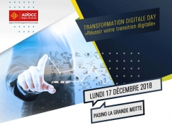 transformation digitale day décembre 2018 la grande motte