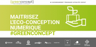 Lancement de l'appel à candidature GreenConcept Session 3 en Occitanie