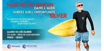 marché seniors aude silver économie carcassonne 2018