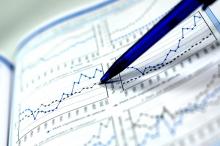 tableau analyses graphiques informations économiques