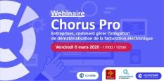 6 mars 2020 webinaire Chorus Pro